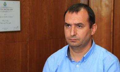 Сезгин Бекир, председател на Общинския съвет по наркотични вещества
