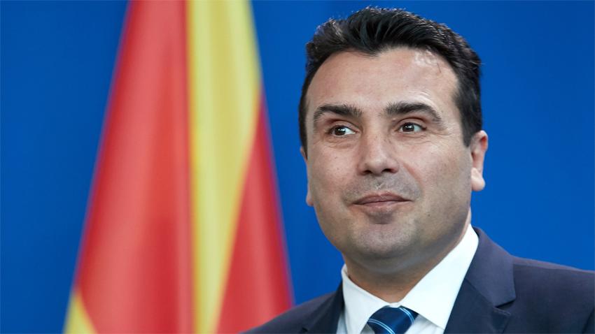 Македонският премиер Зоран Заев