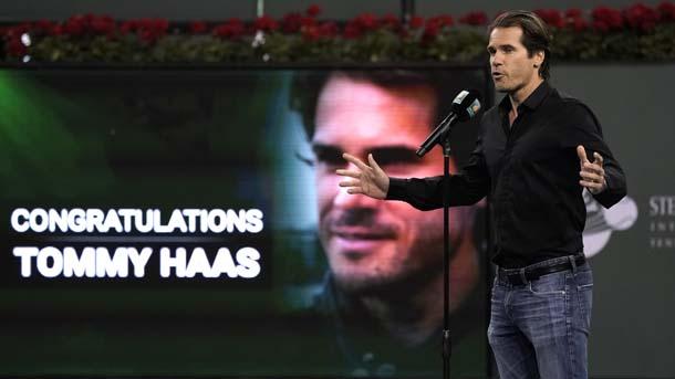 Германският тенисист Томи Хаас официално сложи край на професионалната си