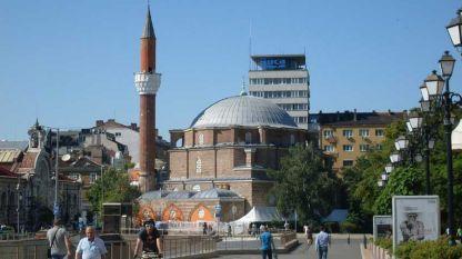 La mezquita Banya Bashi de Sofía