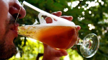 Някои се шегуват, че пиенето на бира също е спорт, за който лесно се мотивират