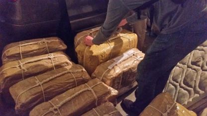 От руското посолство в Буенос Айрес били иззети 16 пакета с общо почти 400 кг кокаин.