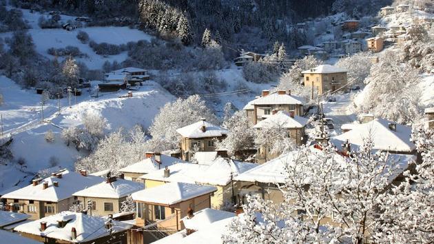 Жителите на родопското село Давидково намериха покрив и направиха кампания