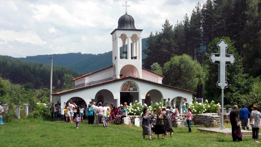 Храм Святого Георгия в Якоруда