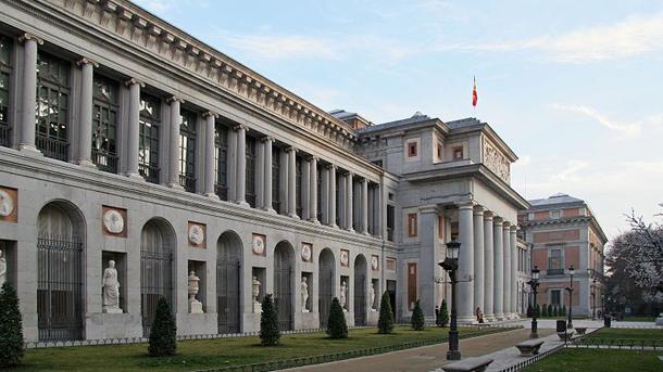 Музеят Прадо в Мадрид представи реставрираната картина
