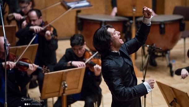 Йордан Камджалов и оркестър