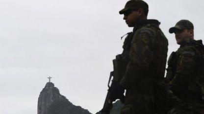 Рио се подготвя за сигурността по време на Олимпиадата