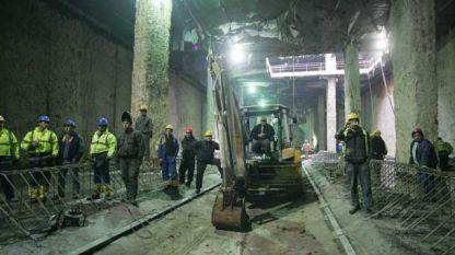 Строителството на метрото не бива да излиза от списъка на приоритетите на Столичната община още години наред