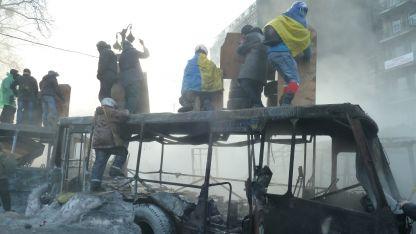 Киев окупация