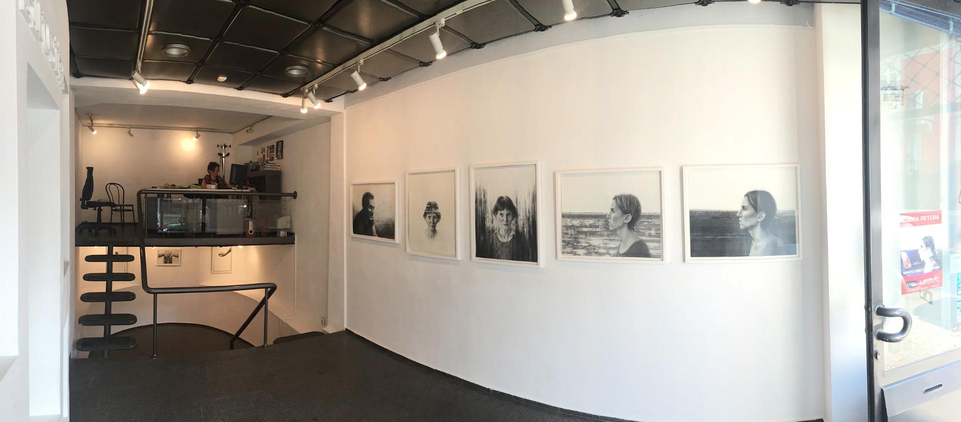 Изложба на Елена Петева в галерия Аросита