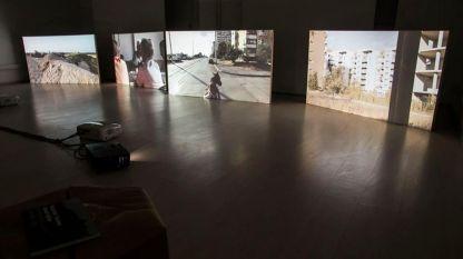 """""""Периферна светлина, въздух и слънце"""" - съвместен проект на Красимир Терзиев и Даниел Кьотер."""