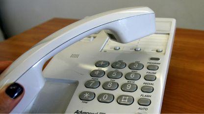 Безплатна телефонна линия