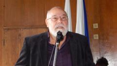 Писателят Владимир Зарев, удостоен със званието