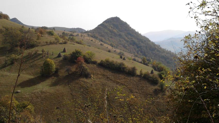 Der Ostritsch-Gipfel