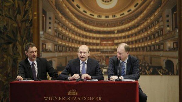 Ръководството на Виенската опера представя новия сезон