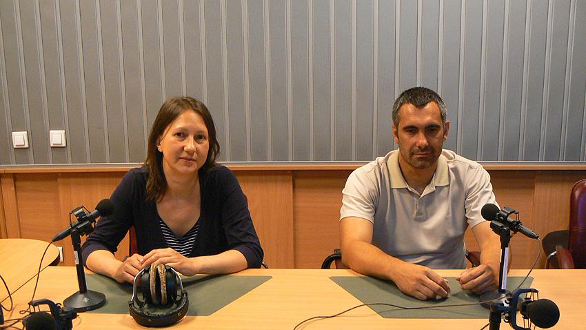 Мартина Колева и Светослав Велков