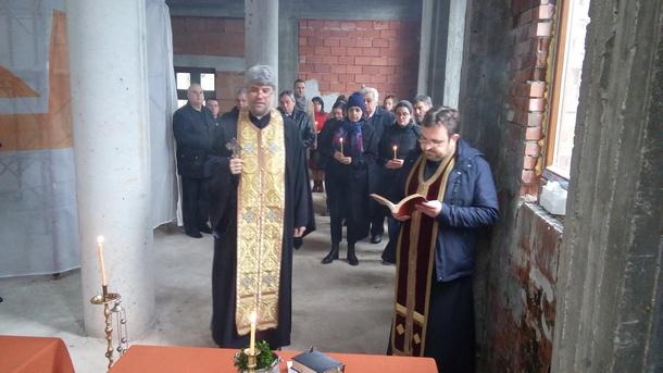 Великотърновският университет чества днес деня на Свети Патриарх Евтимий Търновски.