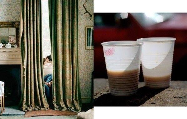 По кафетата ще ни познаете :)
