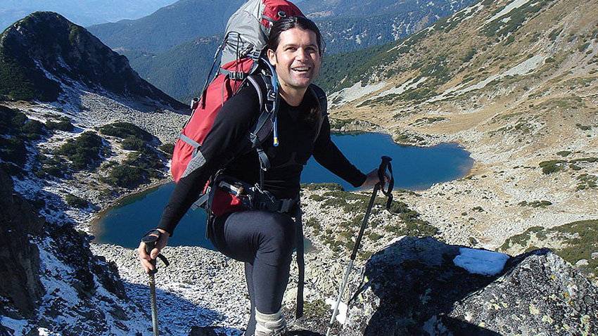 By the Seven Rila Lakes