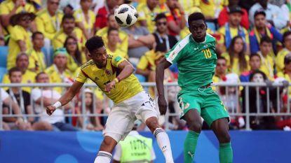 Колумбия спечели с 1:0 срещу Сенегал