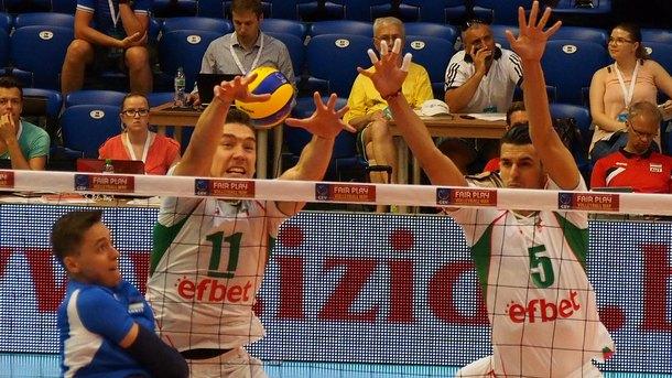 България постигна третата си победа в група D на Световното