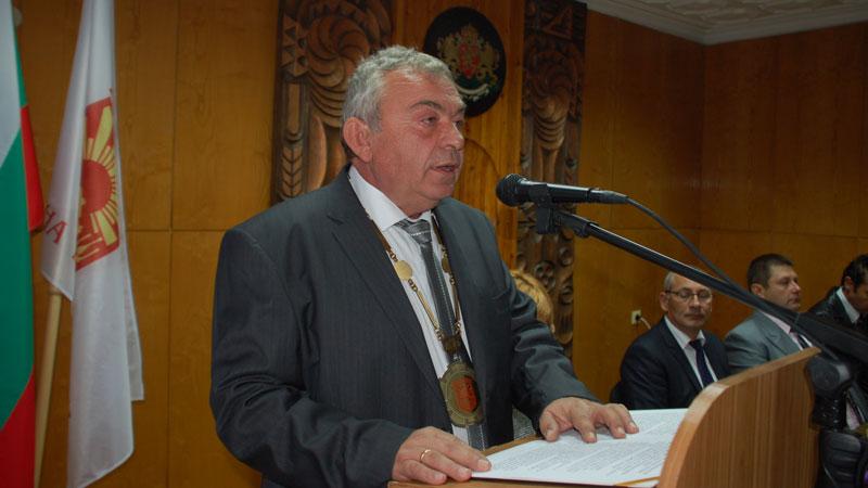 Светлин Сретениев, кмет на община Бойчиновци