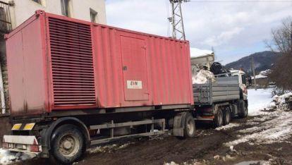 Доставят се генератори в селца и махали в Смолянско