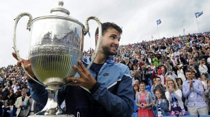 Григор Димитров спечели турнира в Лондон