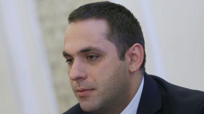 Министр экономики Эмил Караниколов