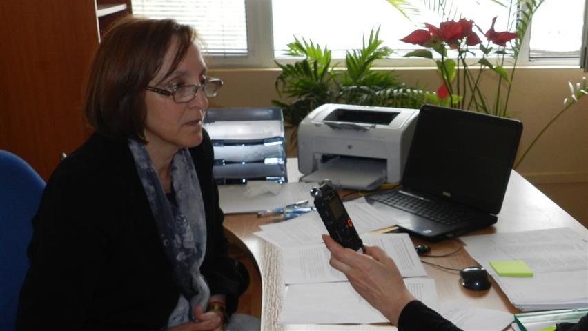 Елка Георгиева, зам.областен управител; Снимка: Областна администрация- Видин