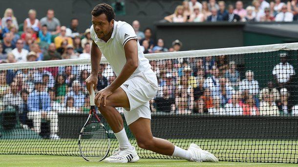 Френският тенисист Жо-Вилфрид Цонга се оттегли от участие в Откритото