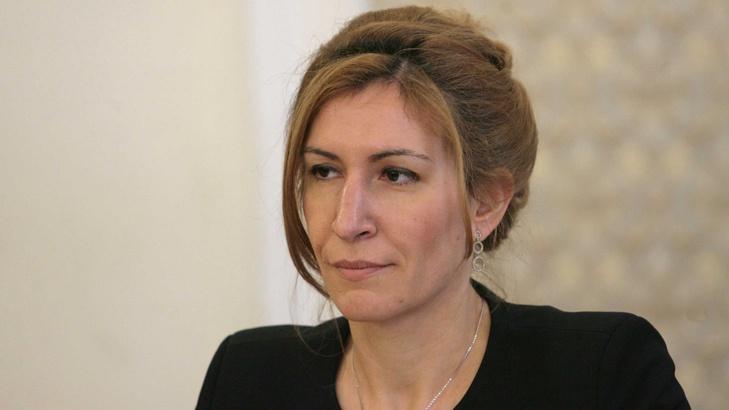 министр Ангелкова