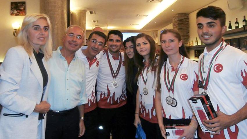 Отборът на Турция
