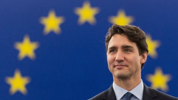 премиерът на Канада Джъстин Трюдо