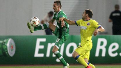 Йордан Минев вкара победния гол за