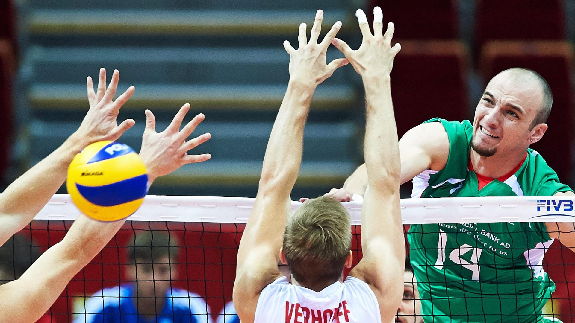 Напрежението е попречило на волейболистите ни да се представят по-добре