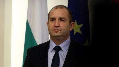 Ο ΠτΔ, Ρούμεν Ράντεφ