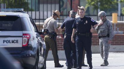 полиция САЩ
