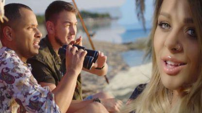 Действащите лица (и гласове) в клипа
