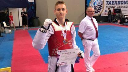 Александър Джорджев спечели и балканската титла.
