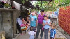 Мизия, семейството на Росица Коцъшка на 14 септември 2014 година...