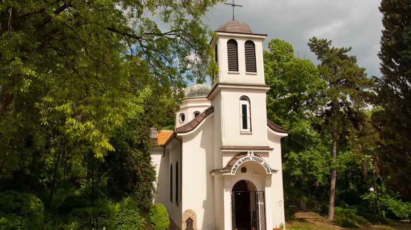 църквата Св. Теодор Тирон