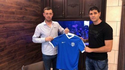 В България Димитър Макриев последно носи екипа на Арда