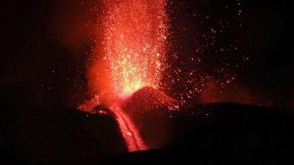 Вулкан Етна, остров Сицилия