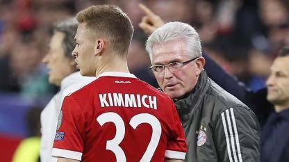 Юп Хайнкес записа 12-а поредна победа в Лигата