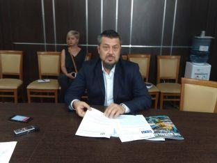 Даниел Братанов анонсира новия проект за Океанариум
