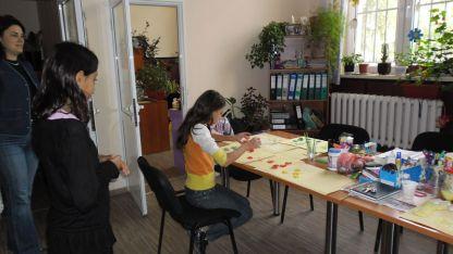 Центърът за обществена подкрепа на деца в Ново село