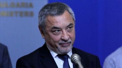 Вице-премьер по вопросам демографической политики Валери Симеонов