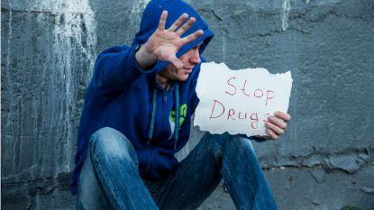Стоп на дрогата!