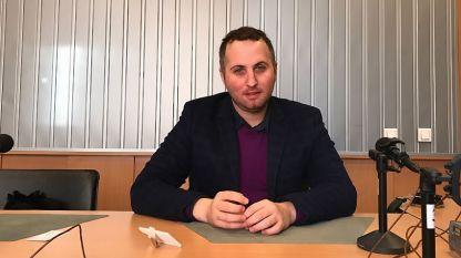 "Калоян Дамянов в студиото на програма ""Христо Ботев"""